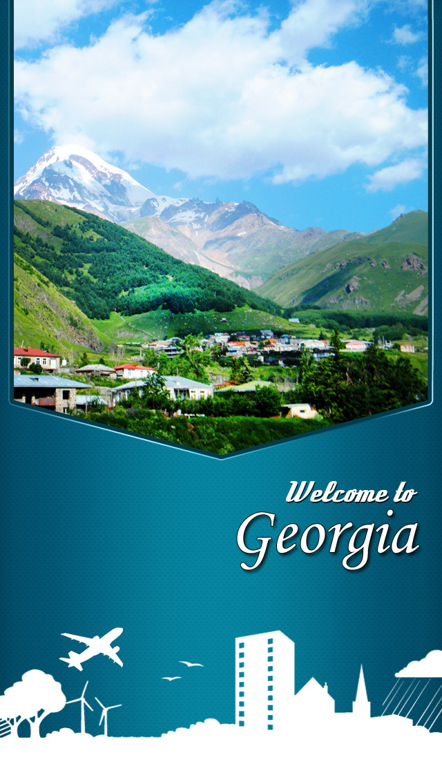 Georgia Essential Travel Guide screenshot 1