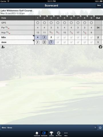 Lake Wilderness Golf Course screenshot 9