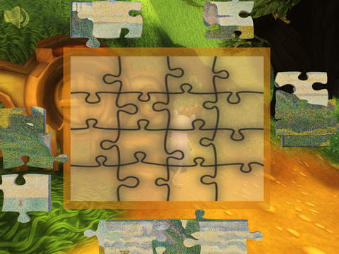 Puzzles Under The Hill screenshot 5