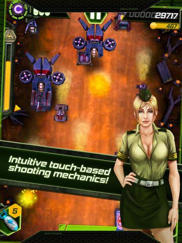 Tank Invaders: War on Terror screenshot #4