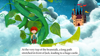 Jack and the Beanstalk by Nosy Crow screenshot #2
