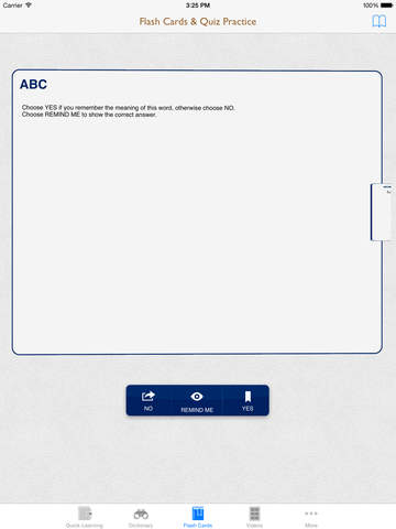 Journalism and Media Dictionary: Flashcard with Free Video Lessons and Cheatsheets screenshot 9