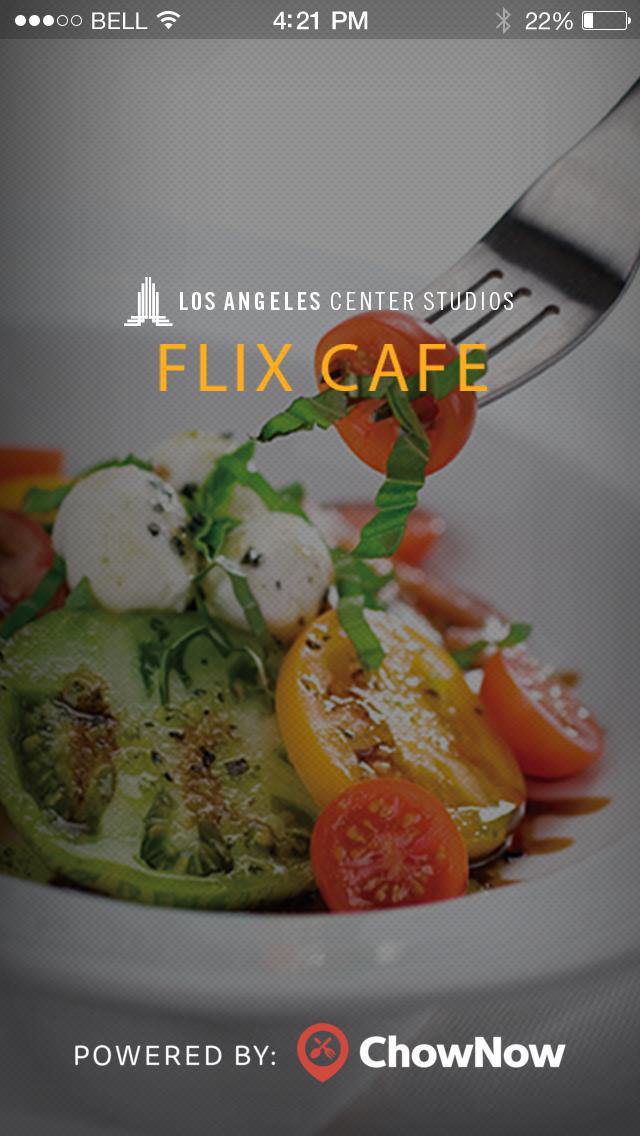 Flix Cafe screenshot 1
