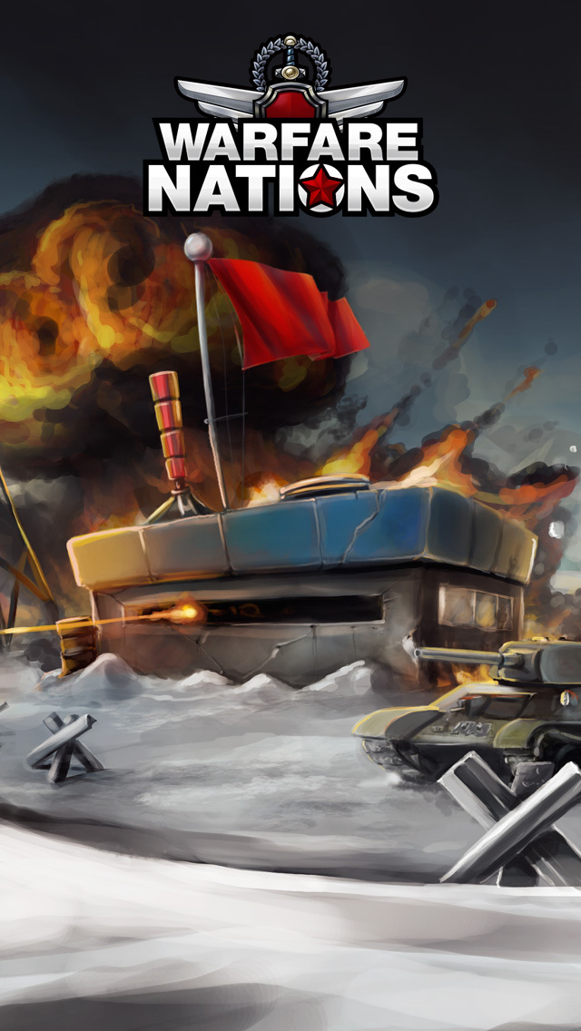 Warfare Nations screenshot 5