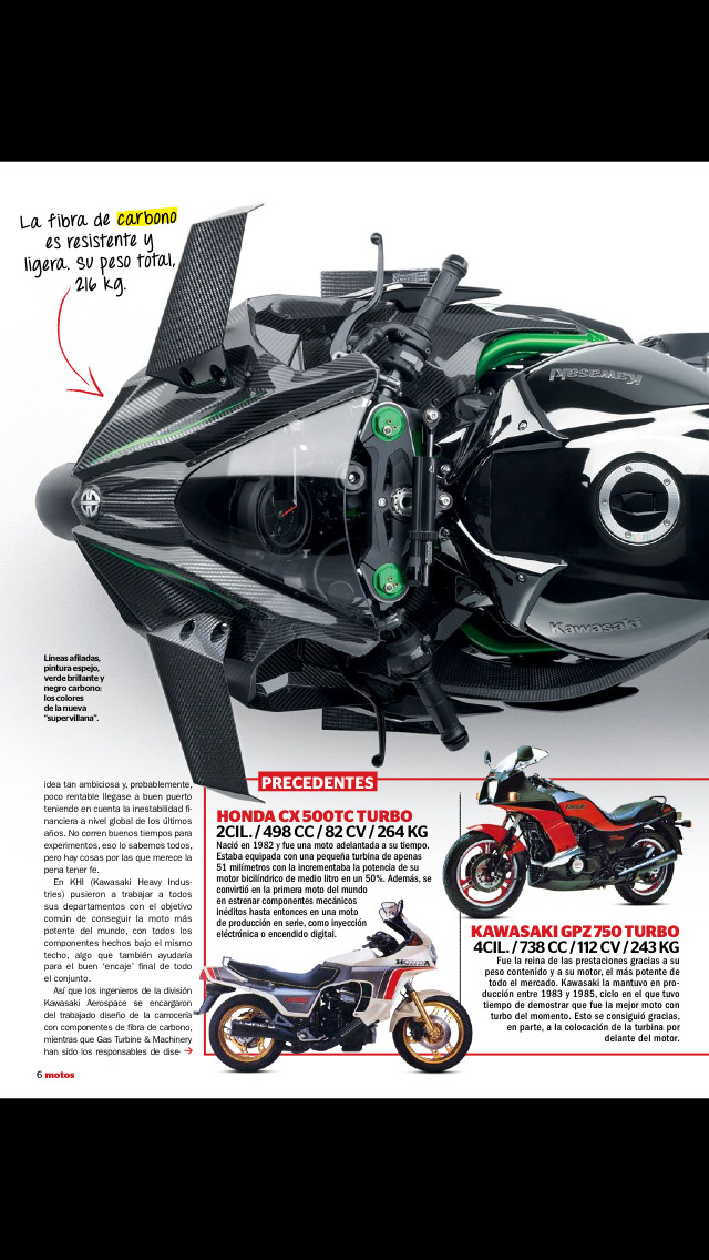 Motos Revista screenshot 4