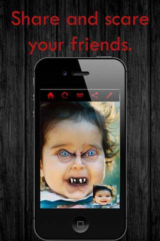 Horror Studio Pro - Create Scary Photos - náhled