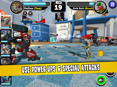 Battle of Toys screenshot 7
