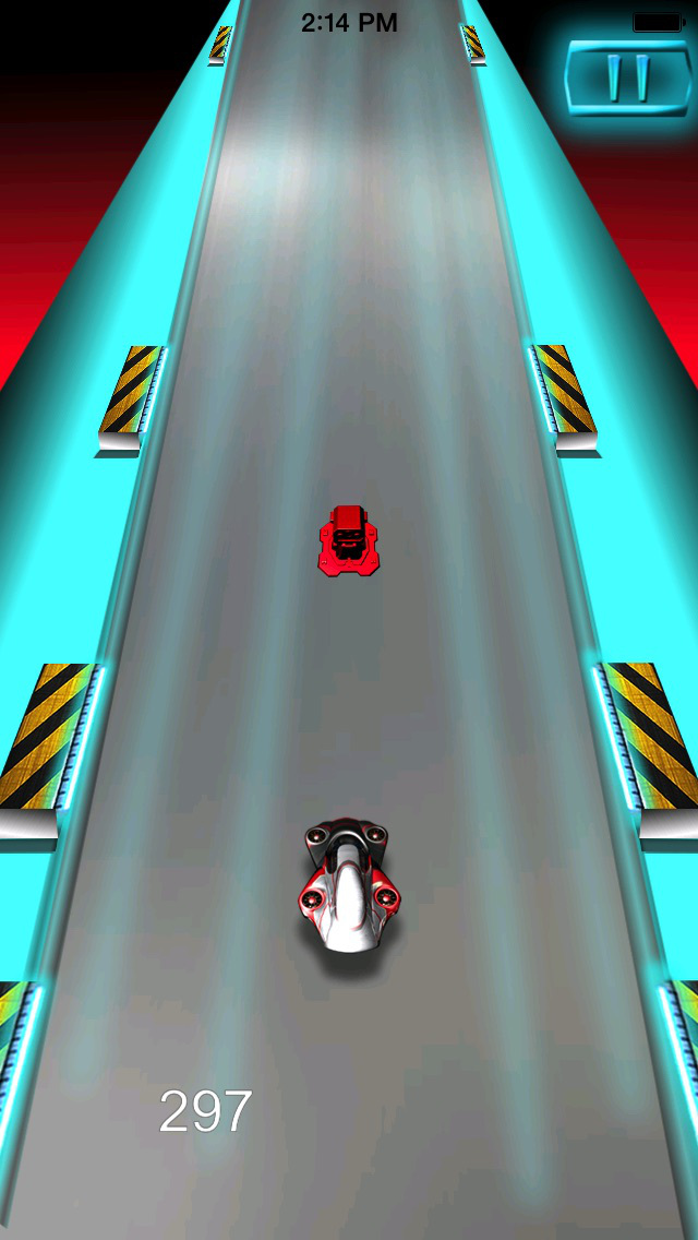 A Real Fast Car screenshot 2