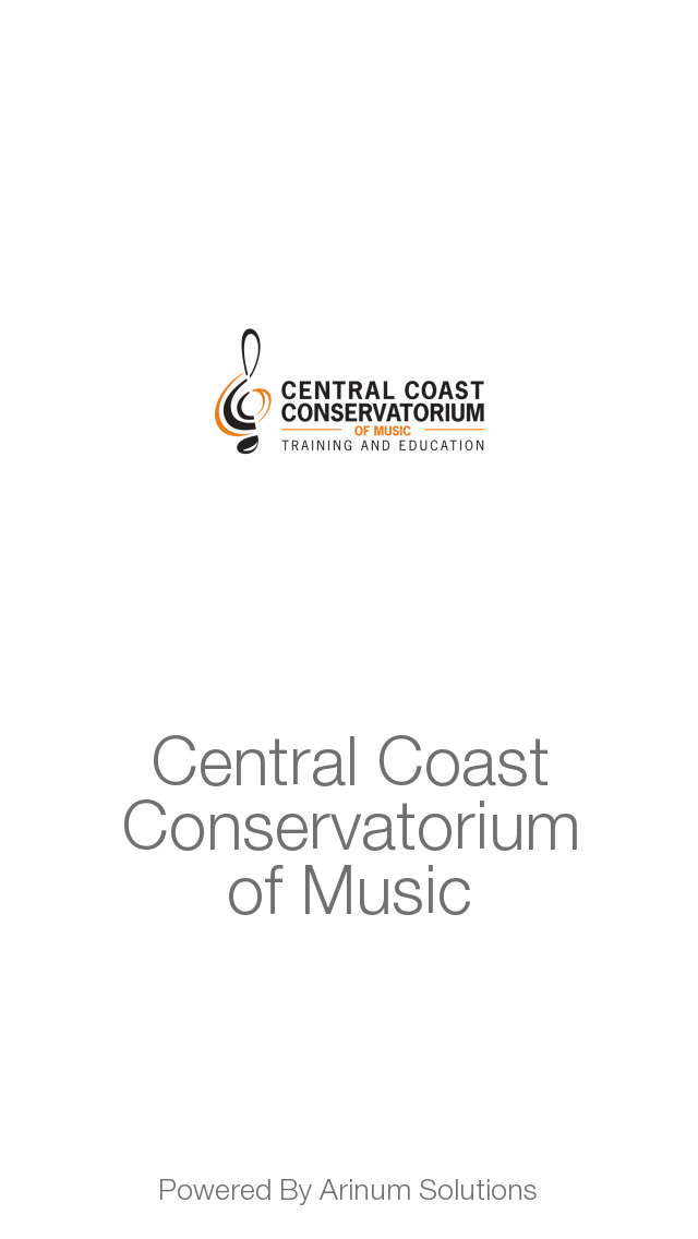 Central Coast Conservatorium of Music screenshot 1