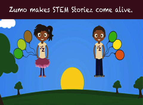 STEM Storiez - Her Zumo Story screenshot 7