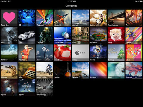 80,000+ Wallpapers for iOS 8 and iPhone 6/iPhone 6 Plus screenshot 5