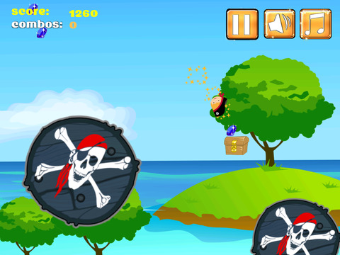 A Pirate Jump Diamond Chase Pro Game Full Version screenshot 7