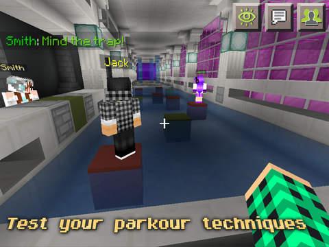 Death Run : Mini Game With Worldwide Multiplayer screenshot #4