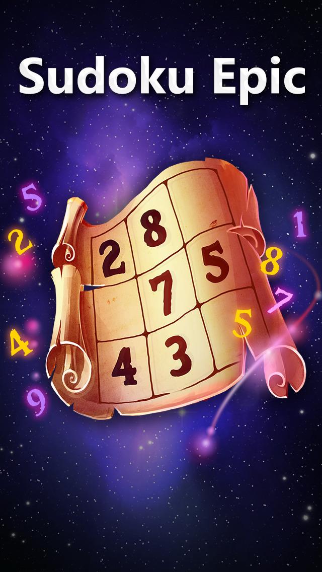 Sudoku Epic screenshot 1