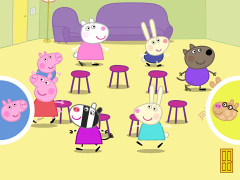 Peppa Pig's Party Time screenshot #4