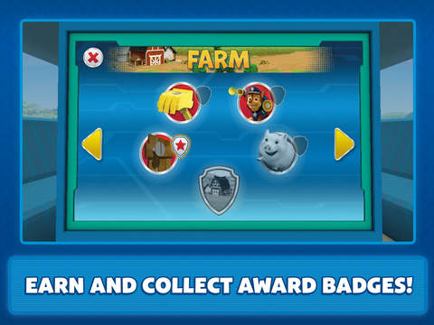 PAW Patrol to the Rescue HD screenshot 4