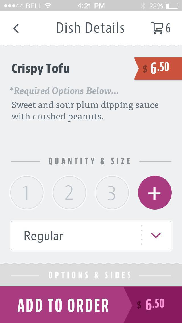Osha Thai Restaurant screenshot 4