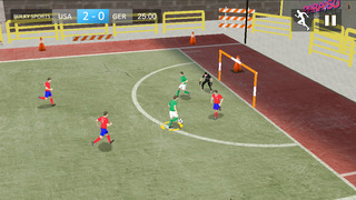 Street Soccer 2015 by BULKY SPORTS [Premium] screenshot 2