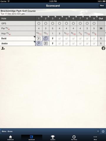 San Antonio Golf screenshot 9