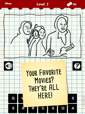 Stick Figure Movie Trivia screenshot 7