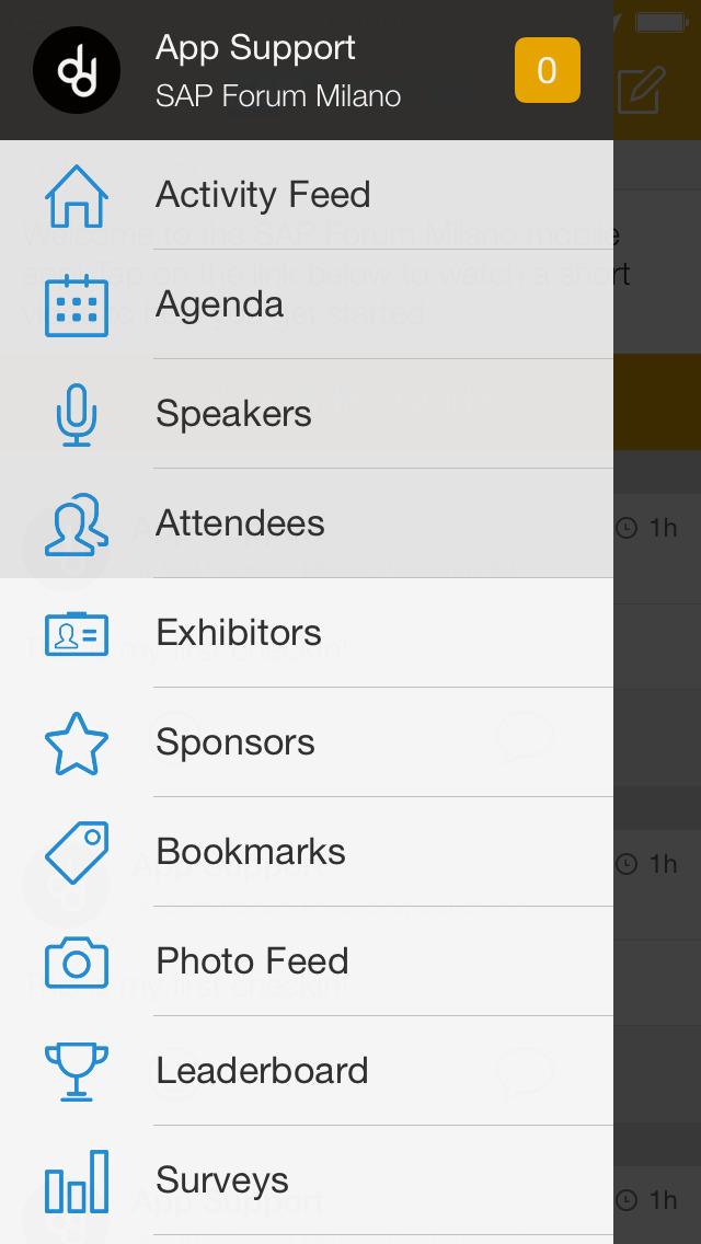 SAP Forum Milano screenshot 2