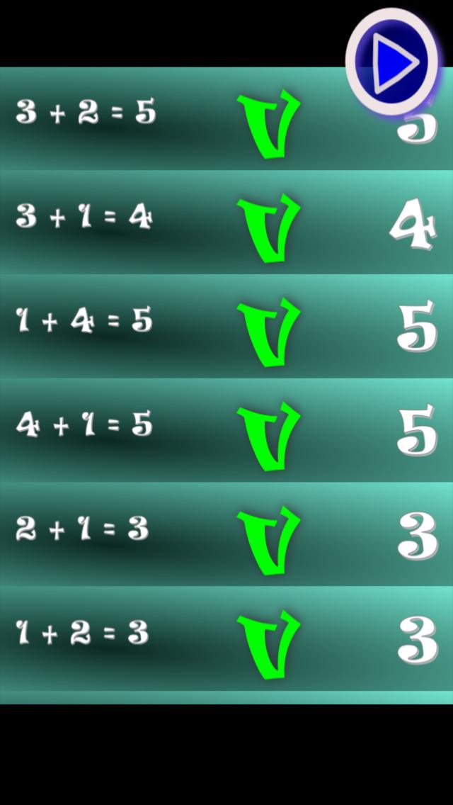 Flappy Fun Math Trainer screenshot 4