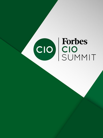 2014 Forbes CIO Summit screenshot 2