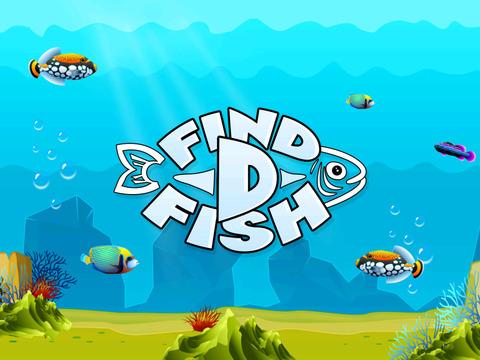 Find D Fish screenshot 4