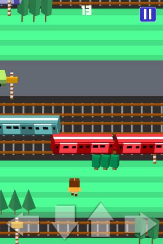A BOY: Endless Subway Crosser - Free Arcade Games - náhled