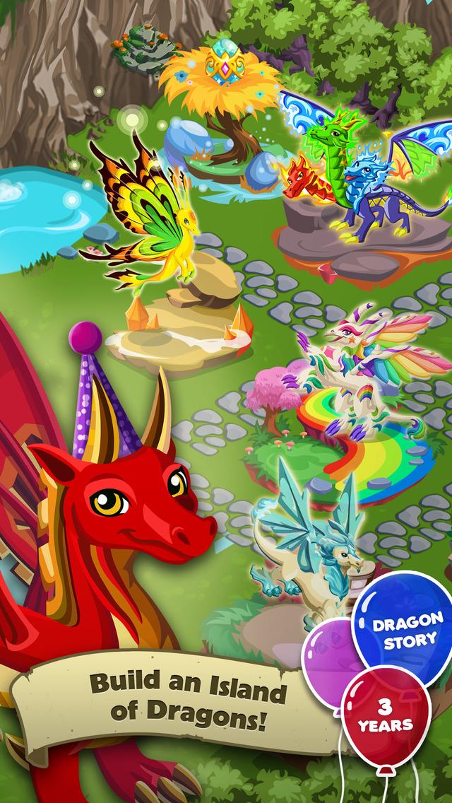 Dragon Story™ screenshot #1