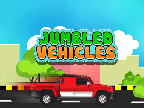 Jumbled Vehicles screenshot 4