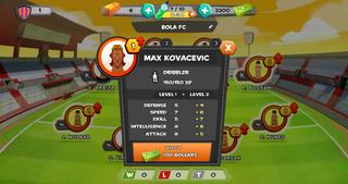 Disney Bola Soccer screenshot #4