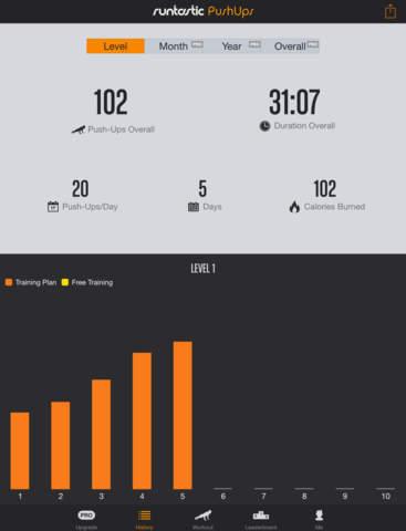 Push-Ups Counter & Trainer screenshot 8