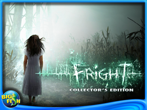 Fright HD - A Scary Hidden Object Mystery screenshot 5