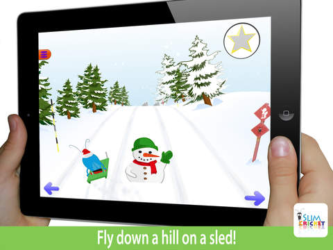 Cricket Kids: Christmas Presents screenshot 8