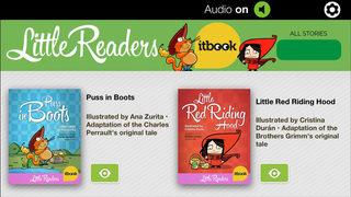 Little Readers' Classic Tales. Itbook screenshot 2