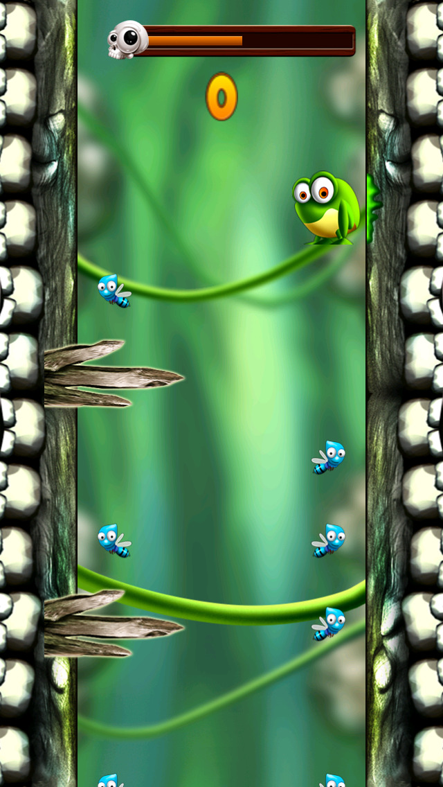 Frog Hop Run screenshot 1