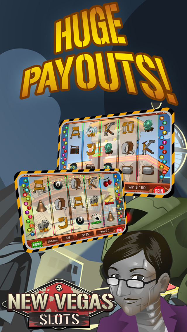 `` New Vegas `` Slots Free screenshot 5