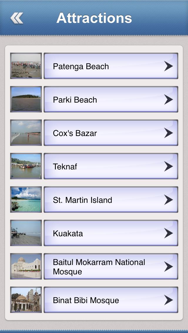 Bangladesh Travel Guide screenshot 3