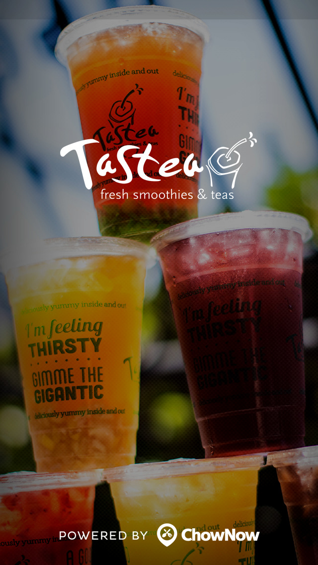 Tastea To Go screenshot 1