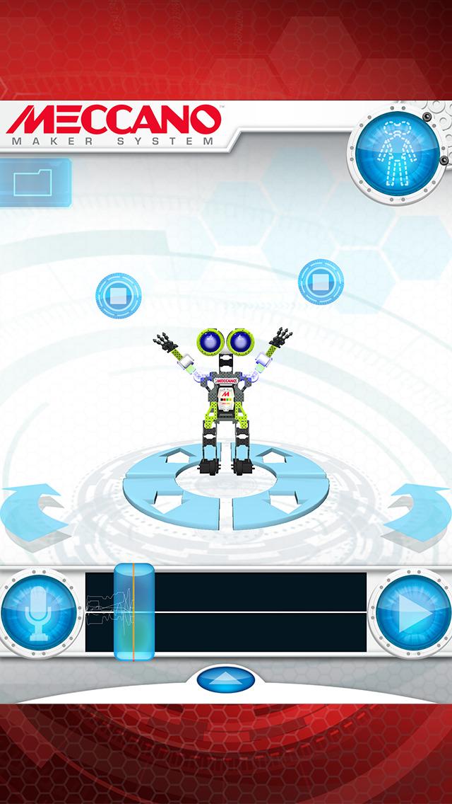 Meccanoid - Build Your Robot! screenshot 3