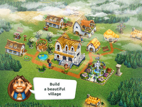 The Tribez: Build a Village screenshot 7