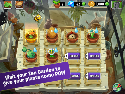 Plants vs. Zombies™ 2 screenshot 8