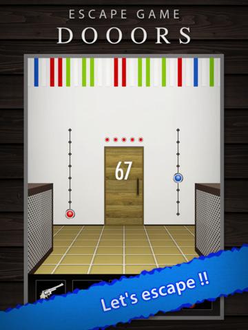DOOORS - room escape game - screenshot 6