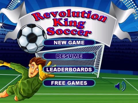 Revolution King Soccer PRO screenshot 10