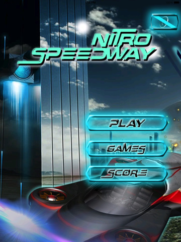Nitro Speedway PRO : Bad Blood In The Asphalt screenshot 10