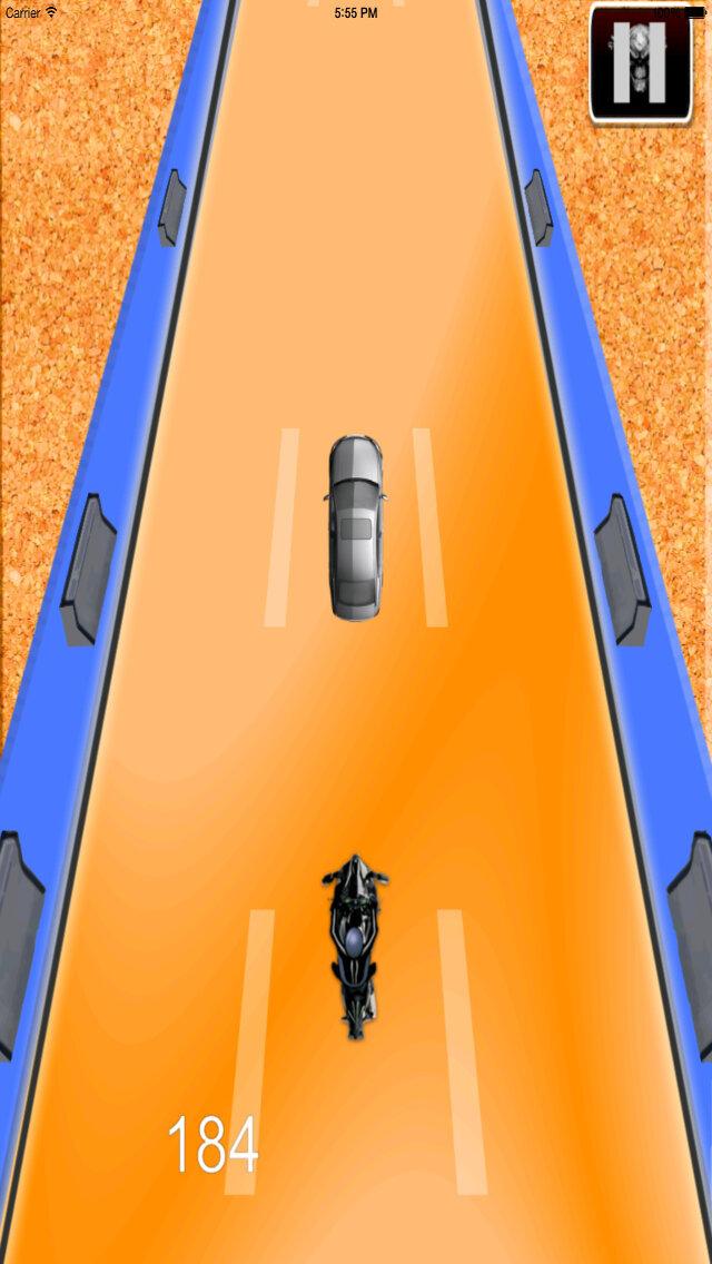 Bike Rivals Race 2 - Fun Motorcycle Extreme Racing screenshot 5