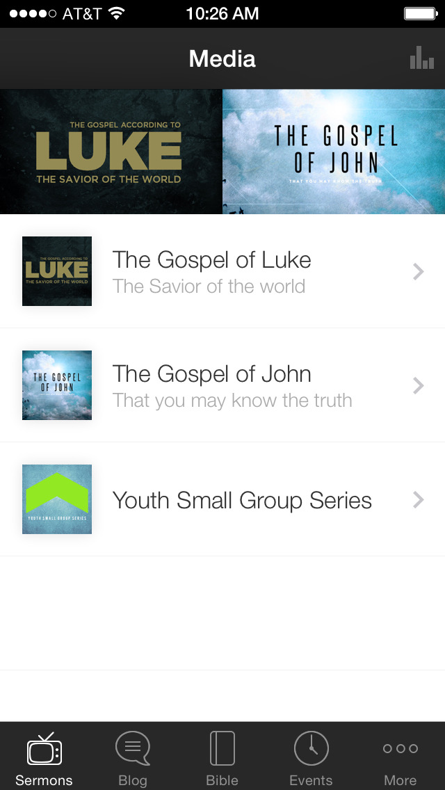 Generations Church Australia screenshot 1