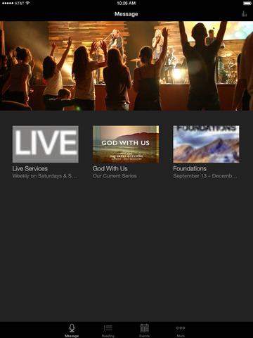 Oak Pointe Church App screenshot 4