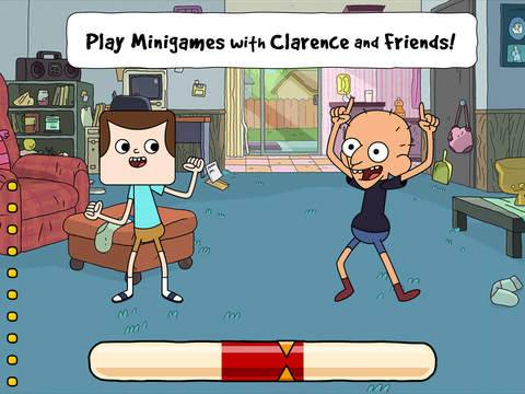 Clarence's Amazing Day Out – A Collection of Fast, Funny Minigames screenshot 6
